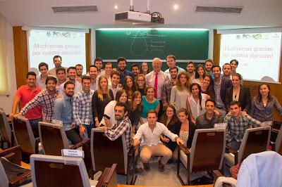 Sesiones en el Programa Lydes de CREARA